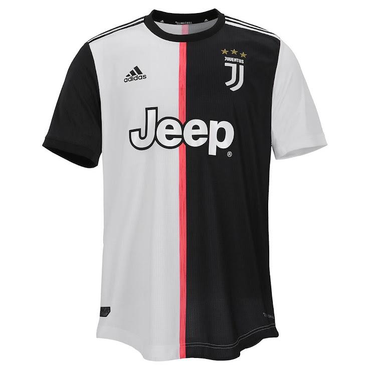 77b098bfc92 Juventus 19-20 Home Kit Released - Footy Headlines