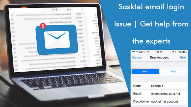 Sasktel email login issue