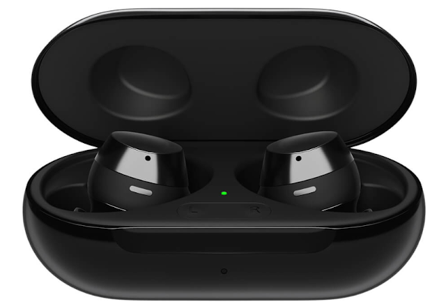 Samsung Galaxy Buds+ Design
