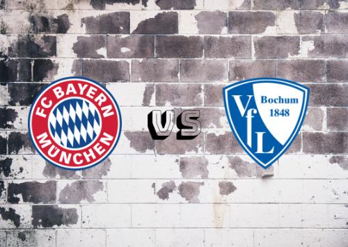 Bayern de Múnich vs Bochum  Resumen y Partido Completo