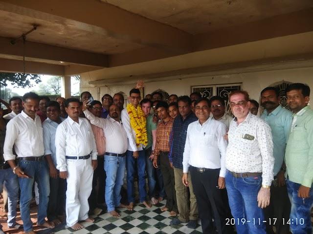 ट्राइबल टीचर वेलफेयर एसोसिएशन की ब्लॉक कार्यकारिणी का गठन | Tribal teacher welfare association ki block karyakarini ka gathan