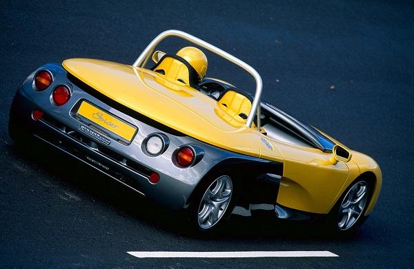 Renault Spider 1996