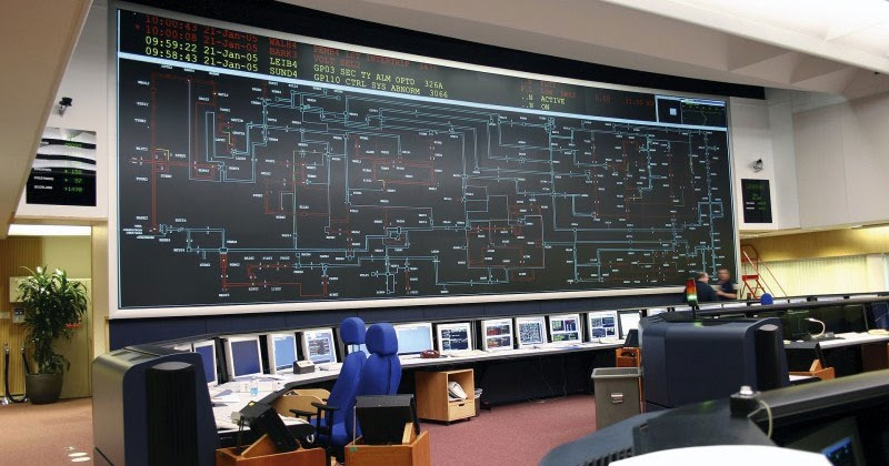 Scada Based Power Distribution System Of Automation