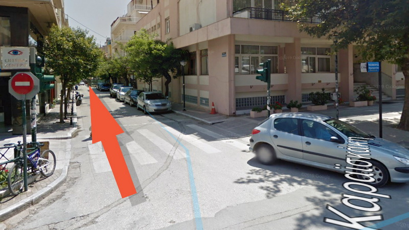 Υπαναχώρηση Ζαμπούκη στο άνοιγμα της οδού Κύπρου - Αποφασίστηκε ως εναλλακτική λύση η αντιδρόμηση της οδού Καραϊσκάκη