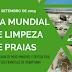 Prefeitura se prepara para o Dia Mundial de Limpeza das Praias