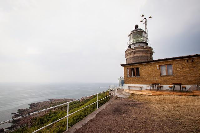 Kullens fyr-Faro più luminoso d'Europa- Molle
