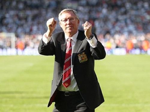 Alex Ferguson là HLV vĩ đại nhất trong các HLV vĩ đại