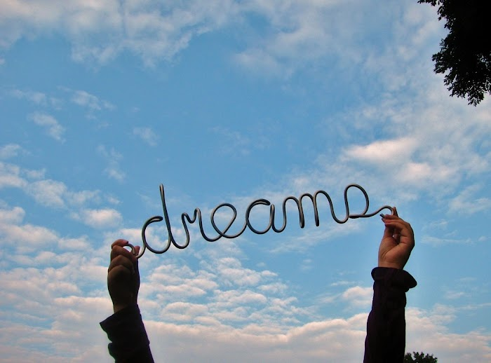 Dream Works You just have to believe In God