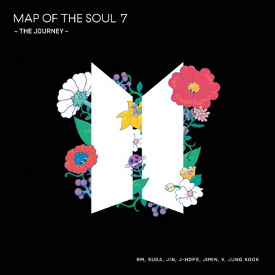 BTS - MAP OF THE SOUL 7 THE JOURNEY (2020) - Album Download, Itunes Cover, Official Cover, Album CD Cover Art, Tracklist, 320KBPS, Zip album