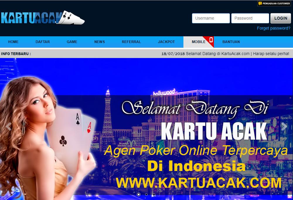 KartuAcak Raja poker Dewa Terbaru
