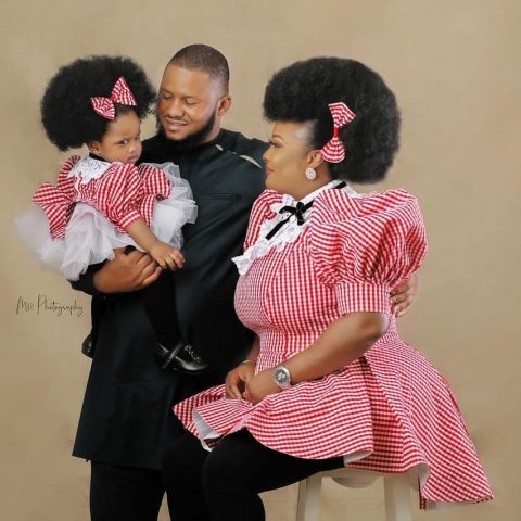 Nollywood actress, Ronke Odusanya's relationship with baby daddy in ROCKY state