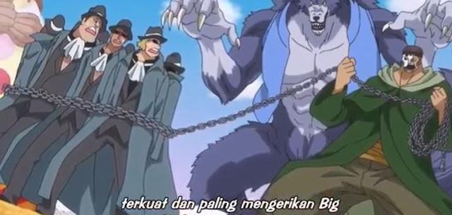 One Piece Episode 830 Subtitle Indonesia