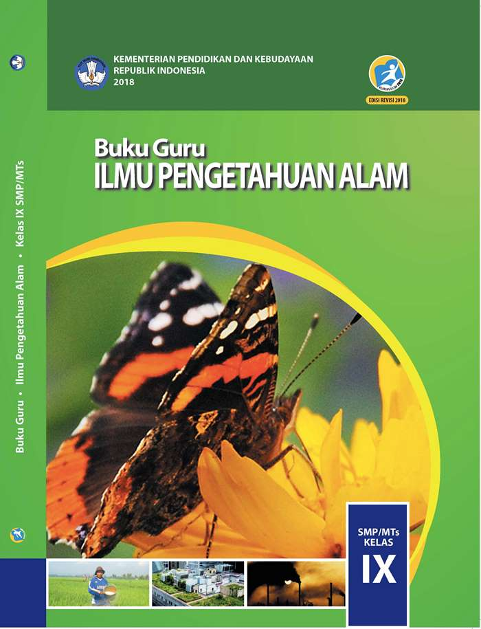 Buku Guru Kelas 9 Ilmu Pengetahuan Alam