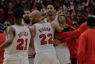 Experiencing a Chicago Bulls Game