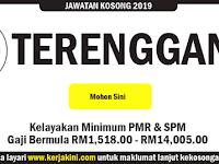 Iklan Jawatan Kosong di Negeri Terengganu Darul Iman