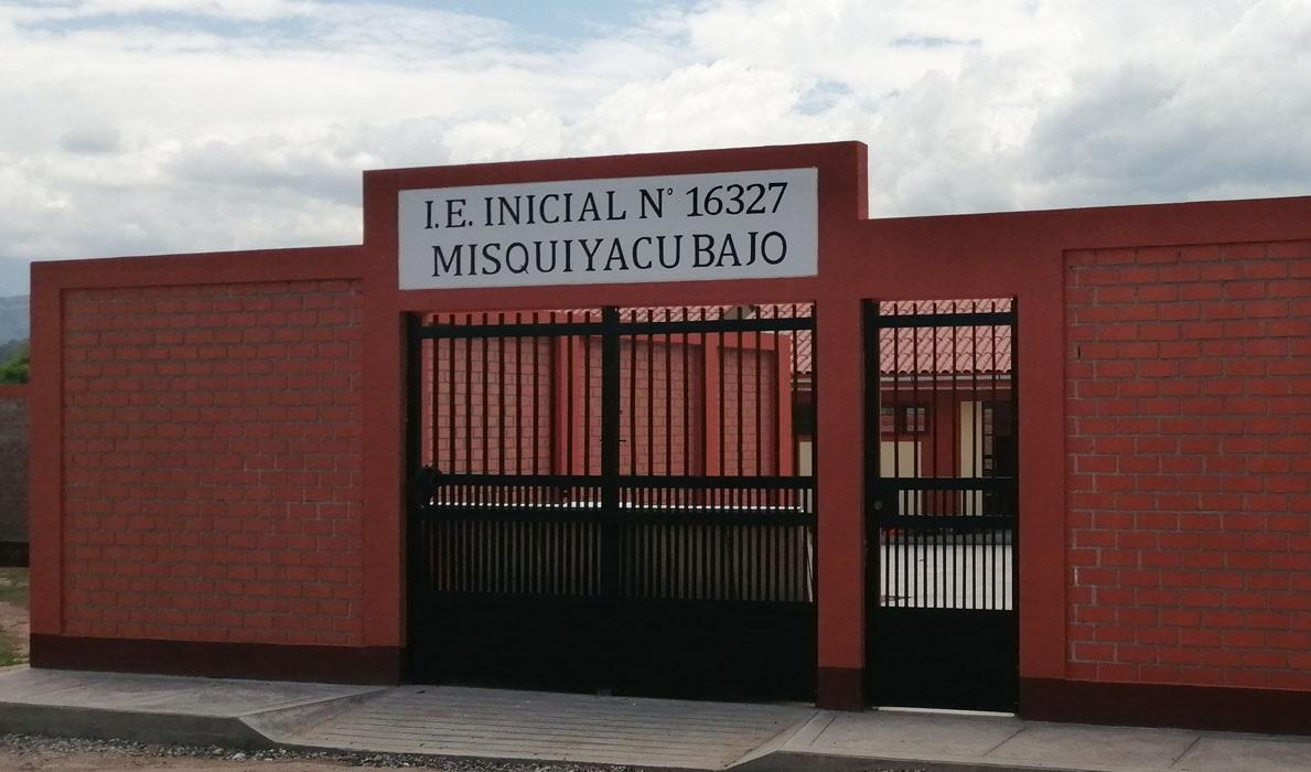 Inicial 16327 - Misquiyacu Bajo