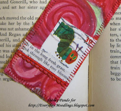 The Very Hungry Caterpillar Bookmark
