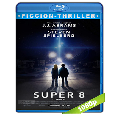 Super 8 (2011) BRRip Full 1080p Audio Trial Latino-Castellano-Ingles 5.1