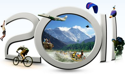 Visit nepal year 2011 - increase in tourists as NTB's data