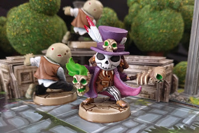 Super Dungeon Explore Prowler Zombies & Shamble Priest