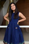 Heroine Rashmika Mandanna Latest Photos