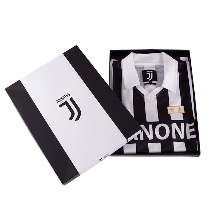 1e862134458 Stunning Juventus Retro Kit Collection Released - Footy Headlines