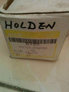 Lapak Printilan Part Holden Stok Lawas