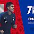 Uma das favoritas, França estreia na Copa enfrentando a Austrália