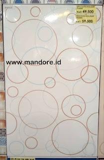 Keramik Dinding Kamar Mandi 25x40 Cm 1