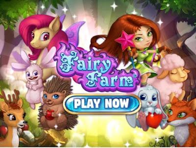 Fairy Farm – Games for Girls Mod Apk + Data Download