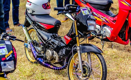 Modifikasi Yamaha Vega
