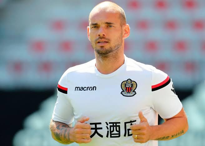 Confirmed: Wesley Sneijder considering sensational return to football