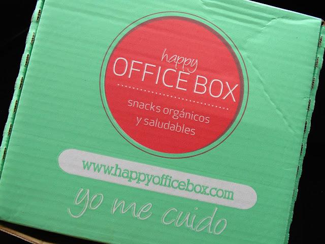 Happy Office Box: Descubriendo la Cajita de Snacks Org�nicos y Saludables
