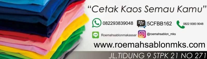 Roemah Sablon Makassar