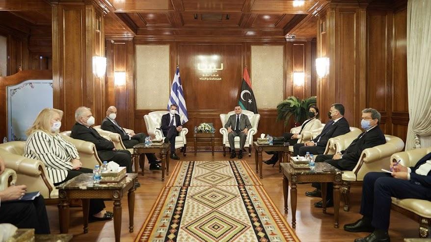 Ακροβασίες στο τρίγωνο Ελλάδα - Τουρκία - Λιβύη