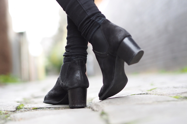 Kurt Geiger shoes, heeled boots, fashion blogger, personal style