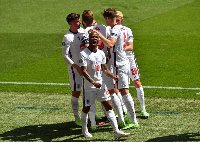 ملخص مباراة انكلترا وكرواتيا