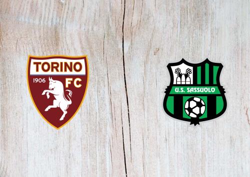 Torino vs Sassuolo -Highlights 17 March 2021