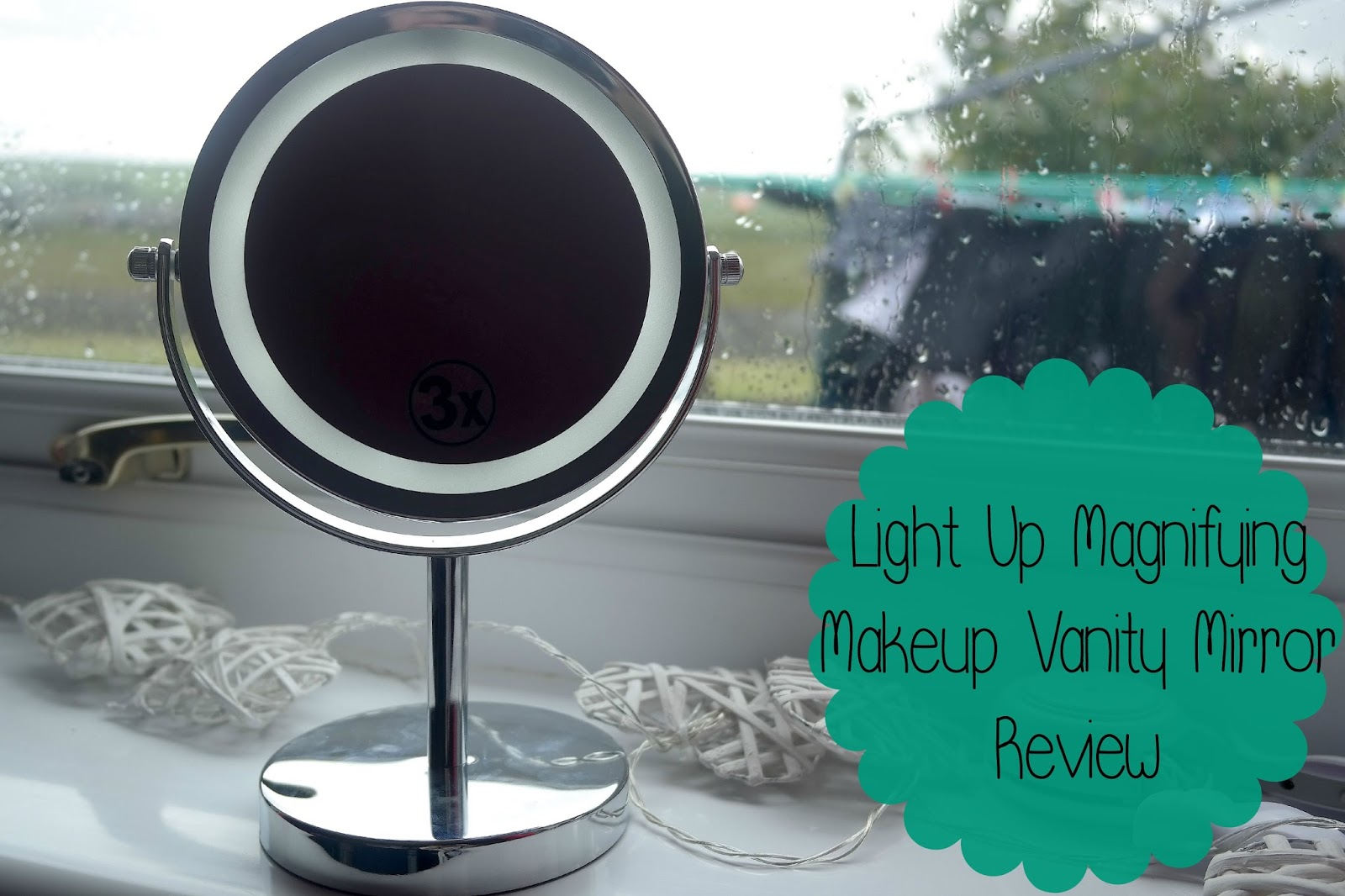 Valuelights Makeup Vanity Mirror Review Jenna Suth
