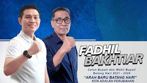 Bg Fadhil dan Backtiar Pantas Jadi Pemimpin Batanghari