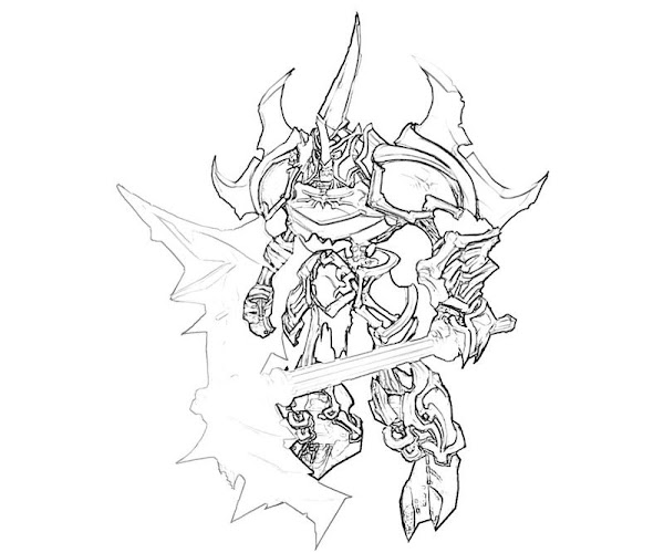 Monster Legends Coloring Pages Sketch Coloring Page: Monster Legends Coloring Pages