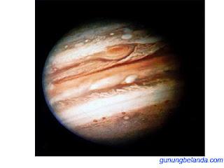 Apakah Jupiter Adalah Planet Merah