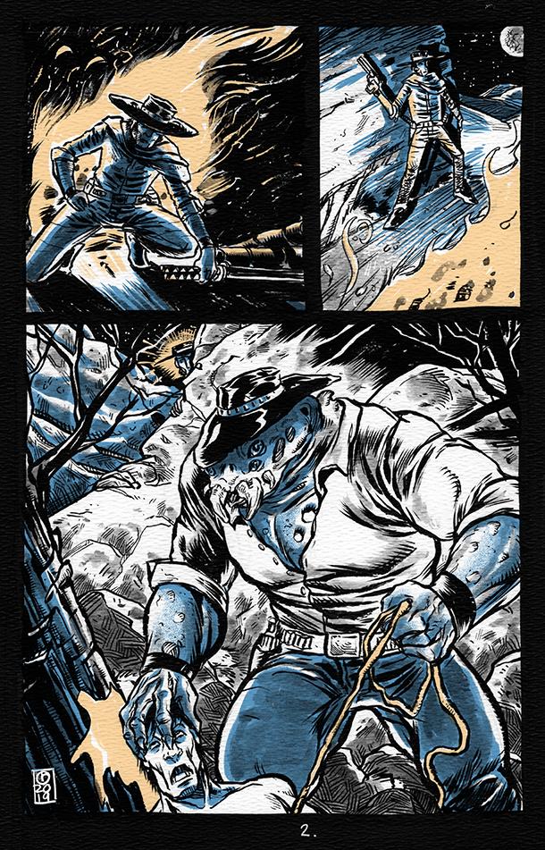 El Cabrón Pistolero - 2