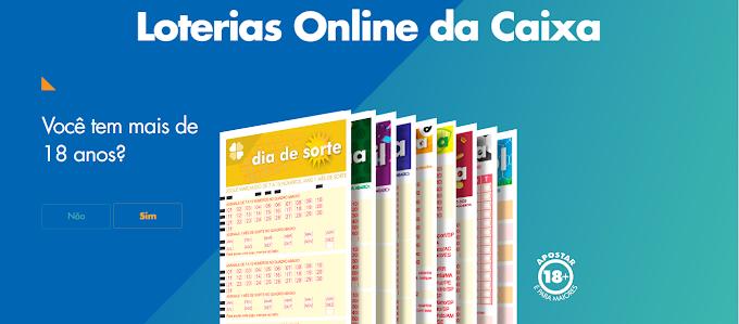 Como apostar na Mega-Sena e outras loterias online