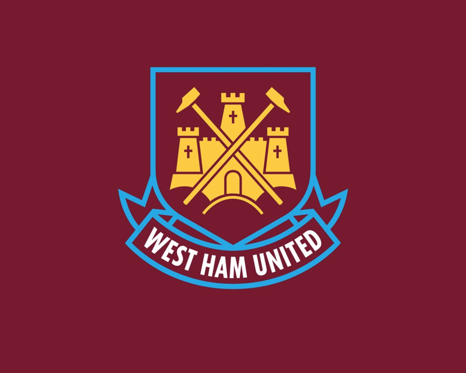 World Cup: West Ham United Logo Wallpapers