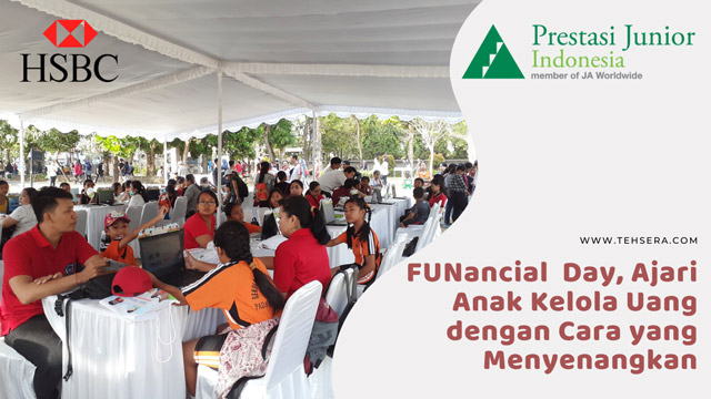 Hsbc bersama prestasi junior Gelar Funancial day
