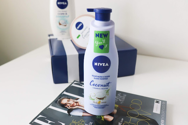 Nivea Coconut & Monoi Oil