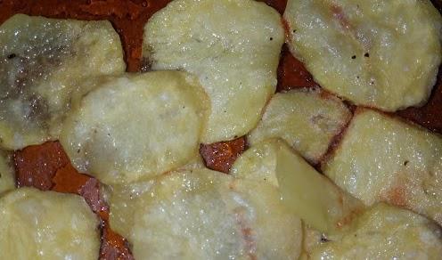 Receta (apañada y gordi) sana de la semana: patatas fritas en el micro.