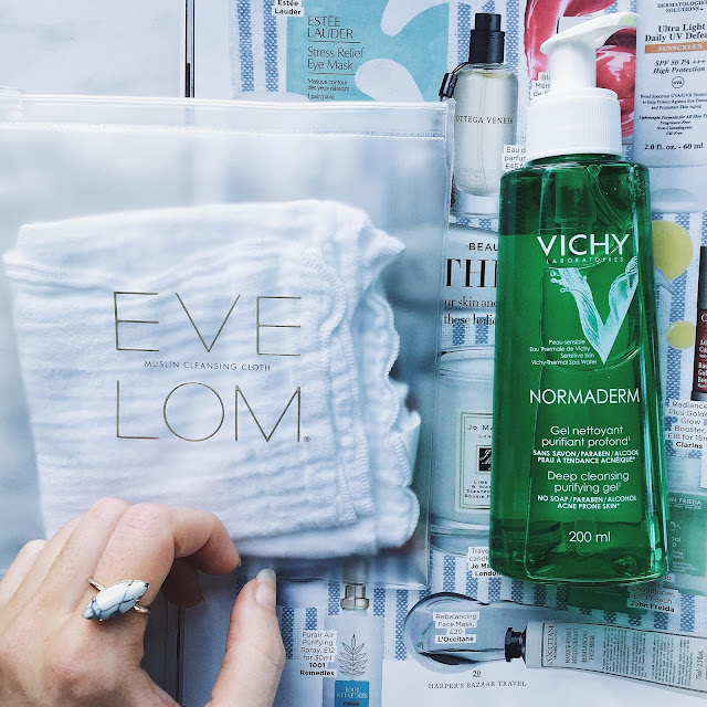 The Small Town Girl Belfast Blogger Vichy Normaderm Gel Review