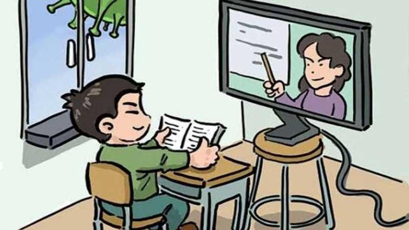 Pembelajaran Jarak Jauh Bagi Siswa, Ketahui Dampak Baik dan Buruknya